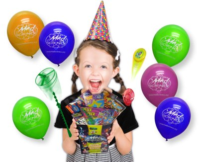 Morris And Sussex NJ Kids Birthday Party Ideas